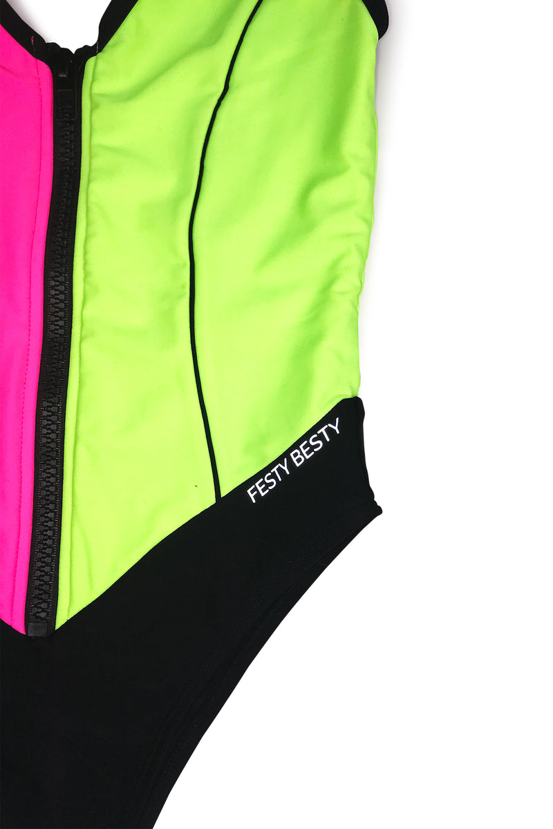 Moto Sport One-Piece [001] | FESTY BESTY