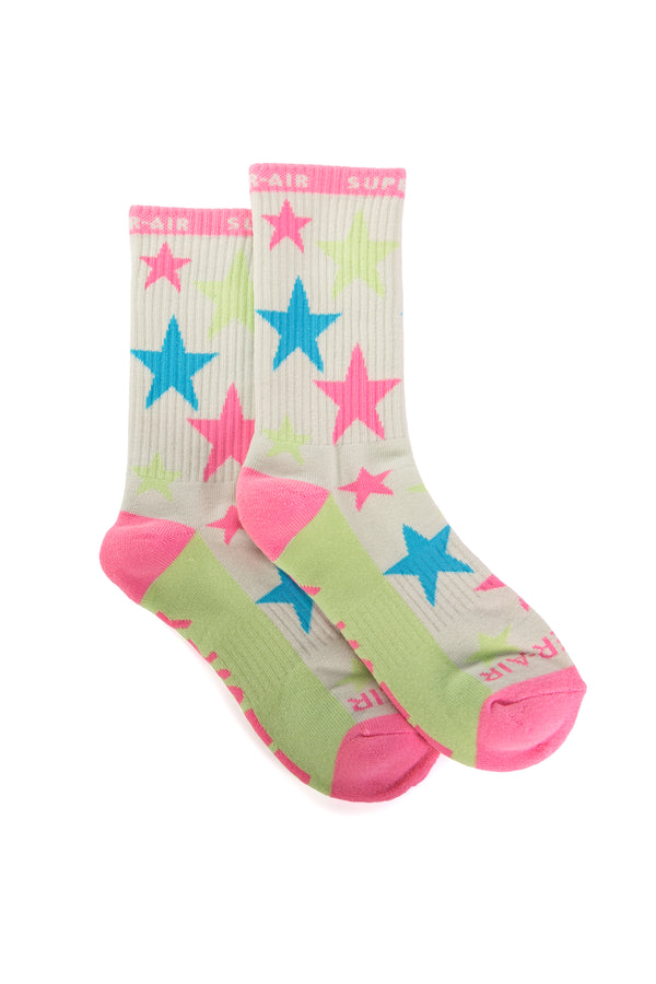 Super-Air Star Sock