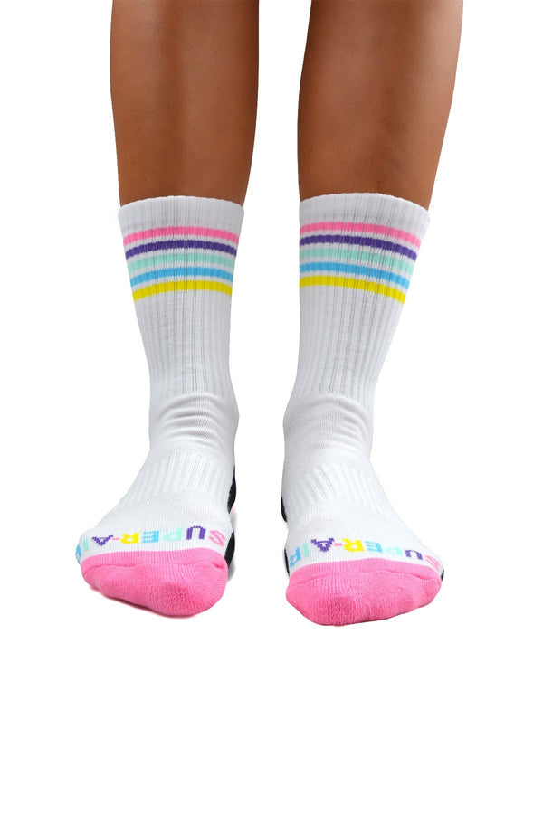 Super-Air Stripe Sock