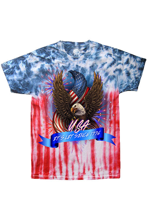 Festy Besty USA It's Lit Tee