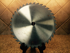 "12"" 36 tooth glue line rip saw blade"