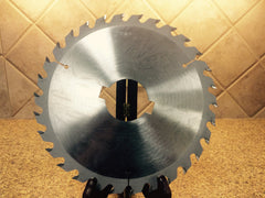 "12"" 30 tooth Gang Rip Saw Blade"