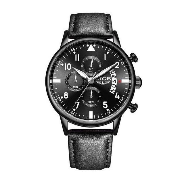 Montre Aviateur Chronographe