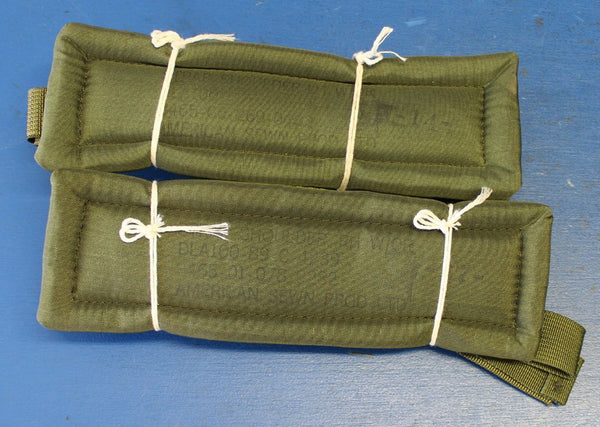 US Army ALICE Backpack Shoulder Straps - Unissued - Genuine US Issue