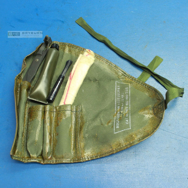Australian L1A1 SLR 7.62mm Rifle Cleaning Kit - Early Vietnam Issue
