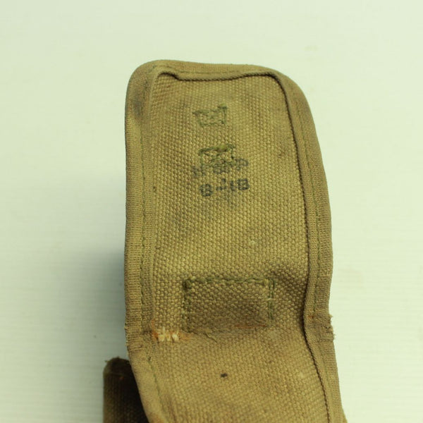 US WW1 M1910 Pick-Mattock Carrier - Original 1918