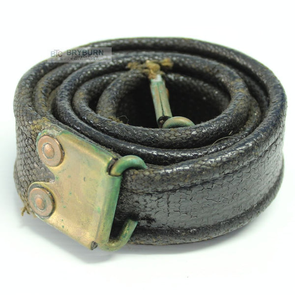 Australian Army Lee Enfield Web Rifle Sling - Black