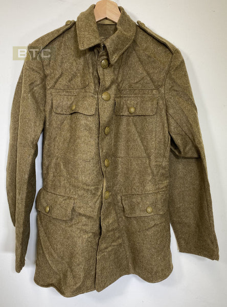 Original British WW1 Pattern O'Rs Service Dress Jacket/Tunic - P1922 - (Not repro)