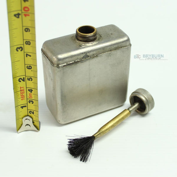 Australian Army WW2 Issue Bren 303 LMG Oil Can for Parts Wallet - Original