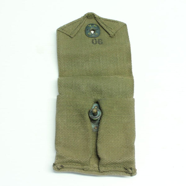 US Army Vietnam Period M1911 .45 Pistol Mag Pouches - Used