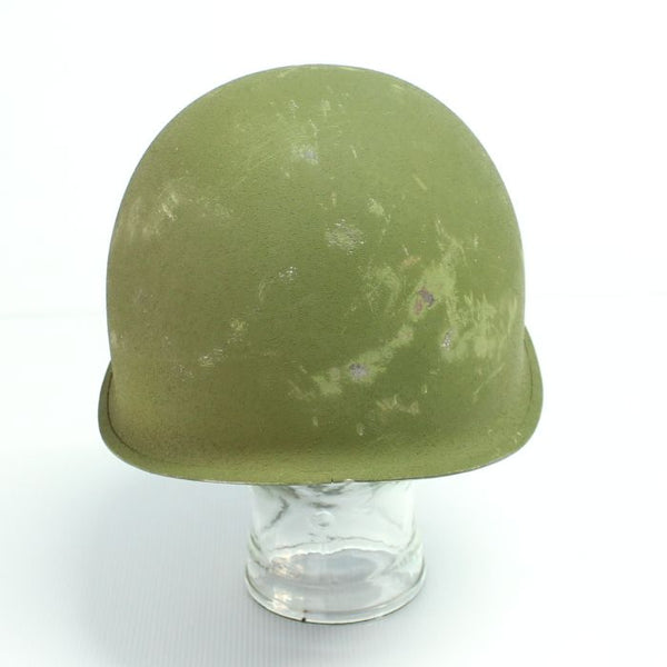 US Army M1 Steel Combat Helmet with Liner - Original