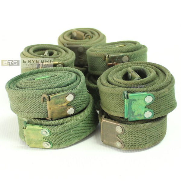 Australian Army Lee Enfield 303 Jungle Green Web Rifle Sling