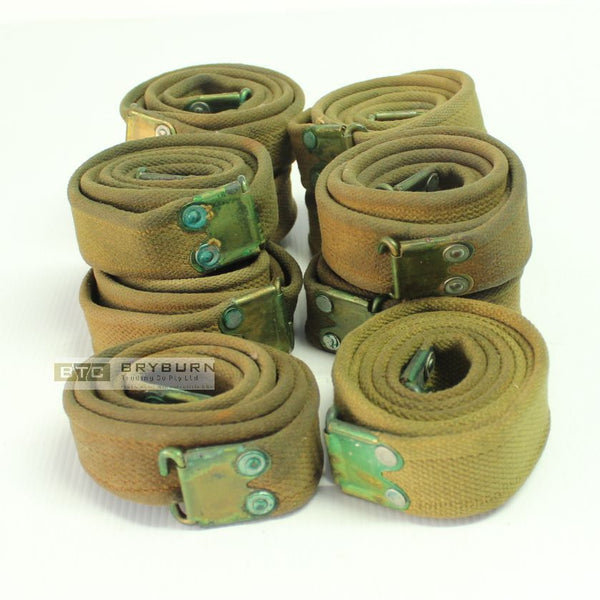 Australian Army Lee Enfield Khaki/Green Web 303 Long Rifle Sling