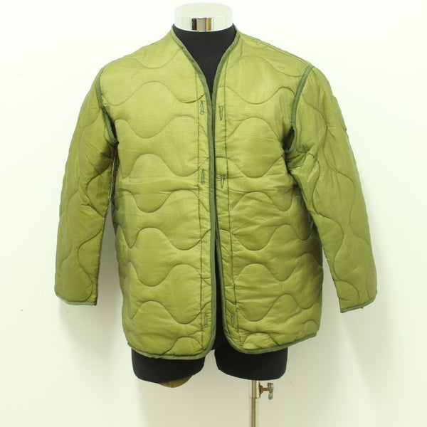 US Army Quilted Liner, M65 Jacket, Cold Weather