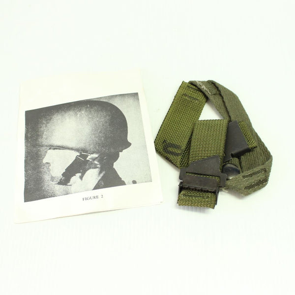 US Army M1 Combat Helmet Chinstrap - Unissued