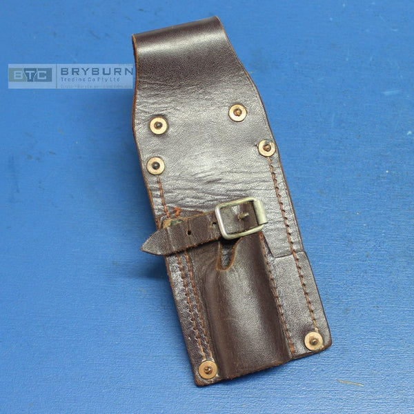 British/South African Army No9/P03  Leather Bayonet Frog