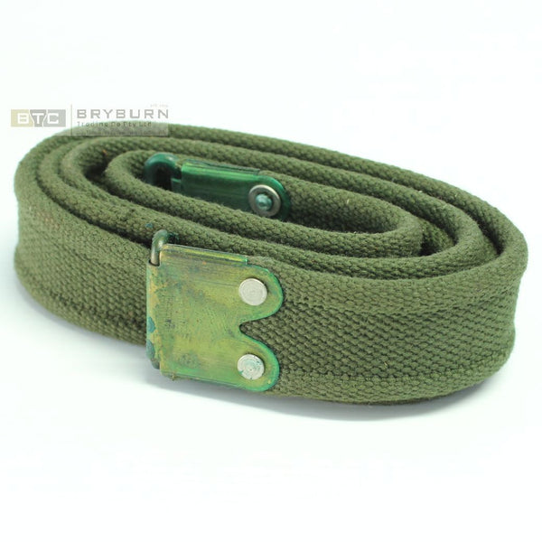 Australian Army Lee Enfield Dark Jungle Green Web Rifle Sling - Unissued