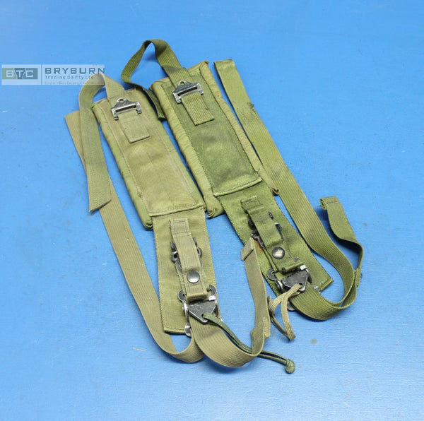 US Army ALICE Backpack Shoulder Straps - Genuine US Issue
