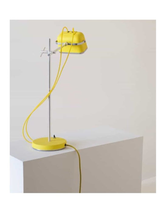 SWAB Design - Luminaire - LAMPE DE TABLE 'MOB POP' - JAUNE - Premier ÉTAGE
