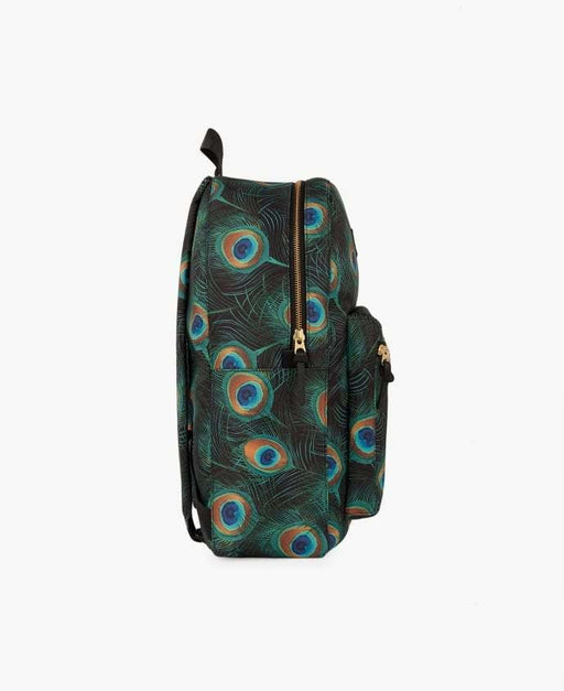 PEACOCK BACKPACK par WOUF • animaux, importation_inventaire_2, made in spain, peacock, sac