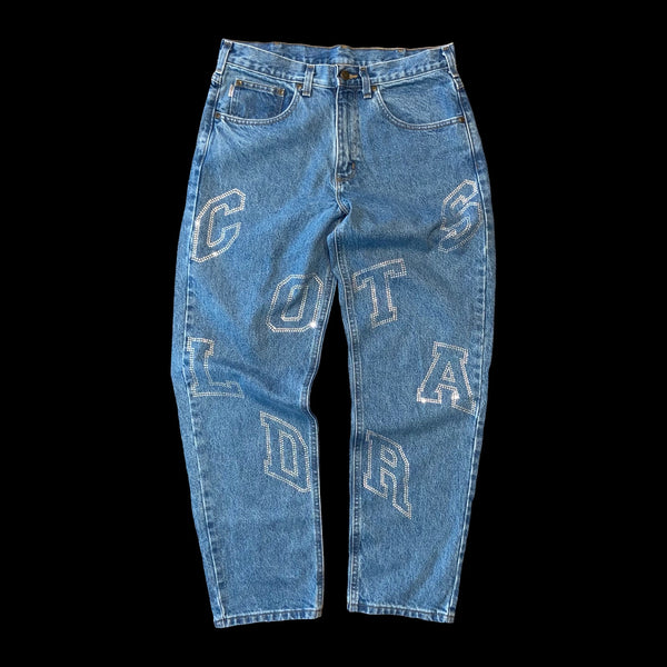 CARHARTT COLDSTAR DENIM