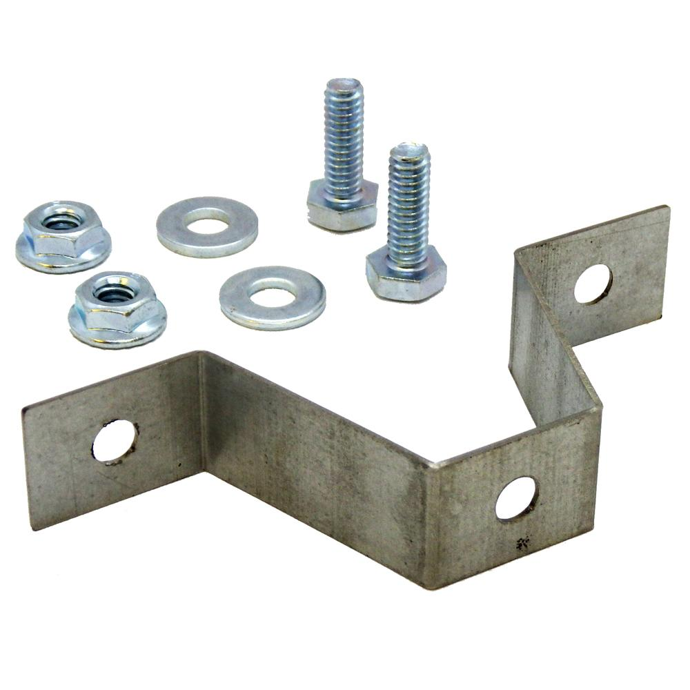 Power Forged Rectifier Mounting Bracket Kit - Universal Mount for rectifiers 696600, 696601, 696604, 696605, 696606, and 696607 in retro-fit applications