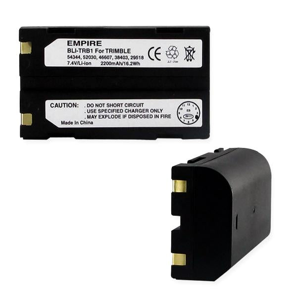 Two-Way Radio Battery - TRIMBLE 52030 Li-ION 7.4V 2200mAh