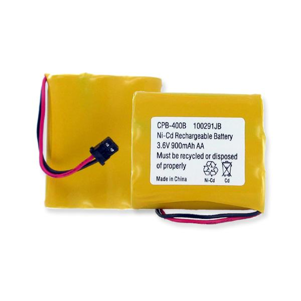 Cordless Phone Battery - 1X3AA NCAD 900mAh/B CONNECTOR  / CPB-400B / 3AA-B