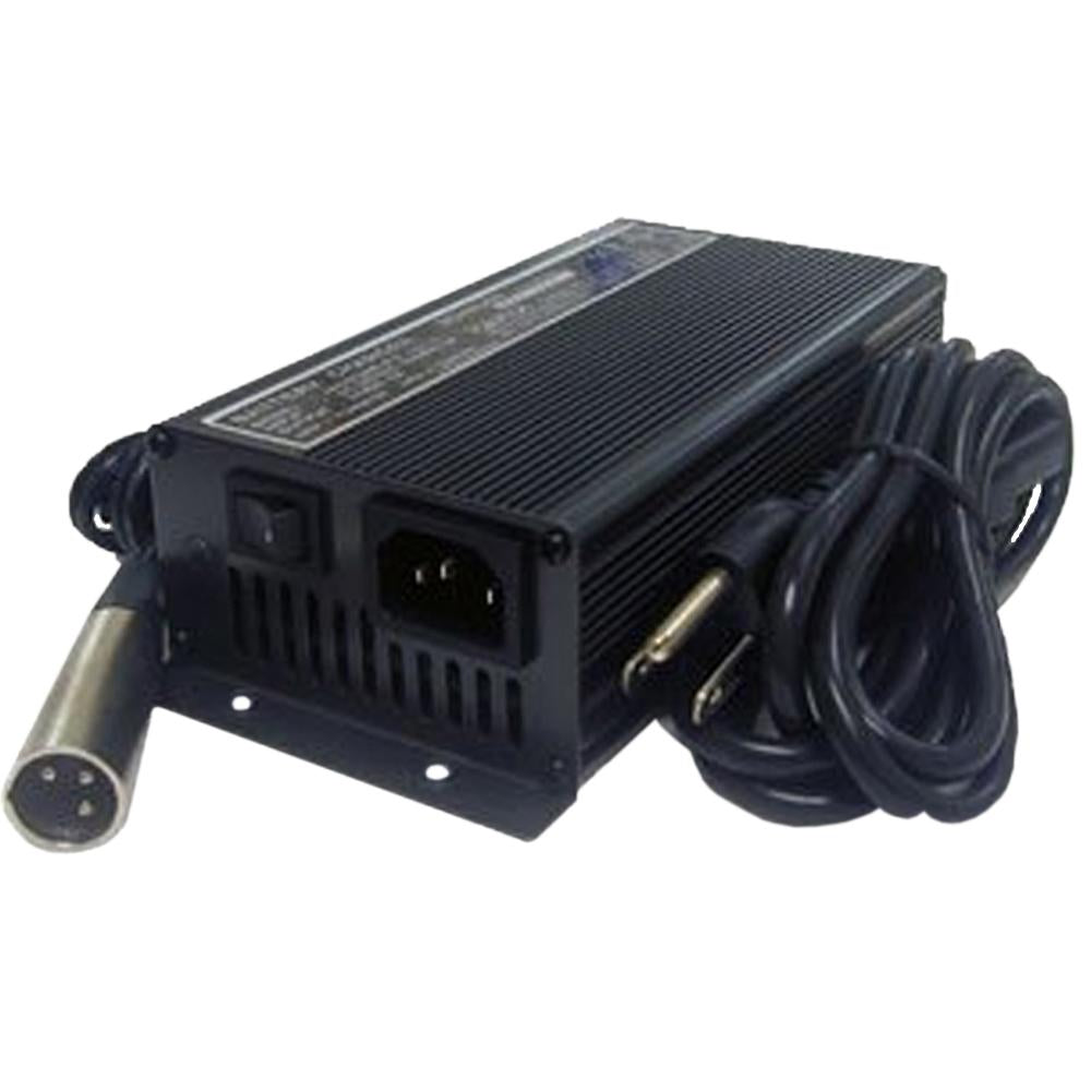 Schauer 24V 5A Fully Automatic Electronic Charger / Float Standby - 115VAC - XLR 3-Pin Male
