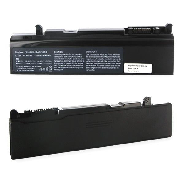 Laptop Battery - TOSHIBA 11.1V 4400mAh Li-ION  / LTLI-9003-4.4 / NM-PA3356U-6