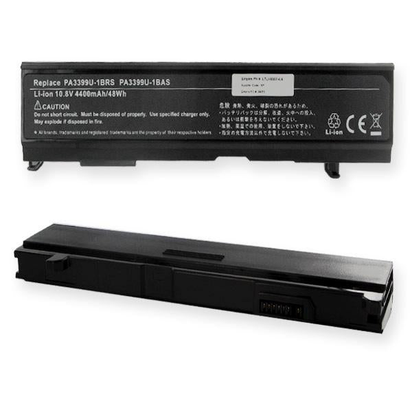 Laptop Battery - TOSHIBA 10.8V 4400mAh Li-ION  / LTLI-9007-4.4 / NM-PA3399U-6
