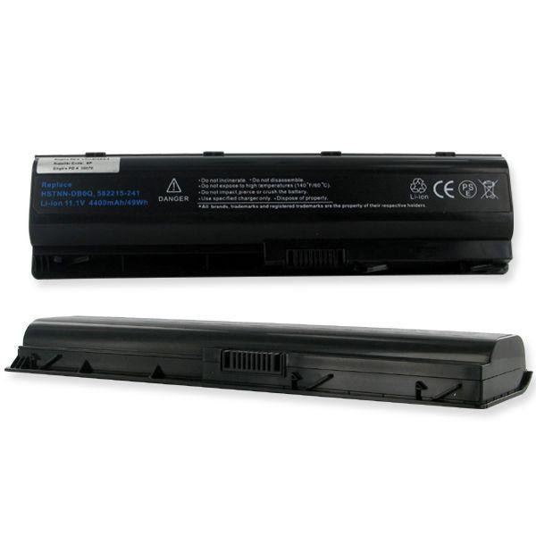 Laptop Battery - HP 11.1V 4400MAH LI-ION  / LTLI-9152-4.4 / NM-MU06055-6
