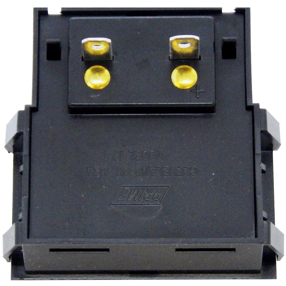 Amp Meter 0-15A Snap-In Inverted Mount for Schumacher Battery Chargers