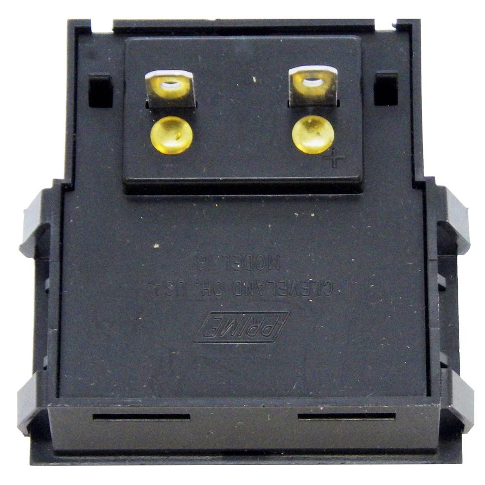 Amp Meter 0-8A Snap-In Inverted Mount for Schumacher Battery Chargers<br>PR18-8I