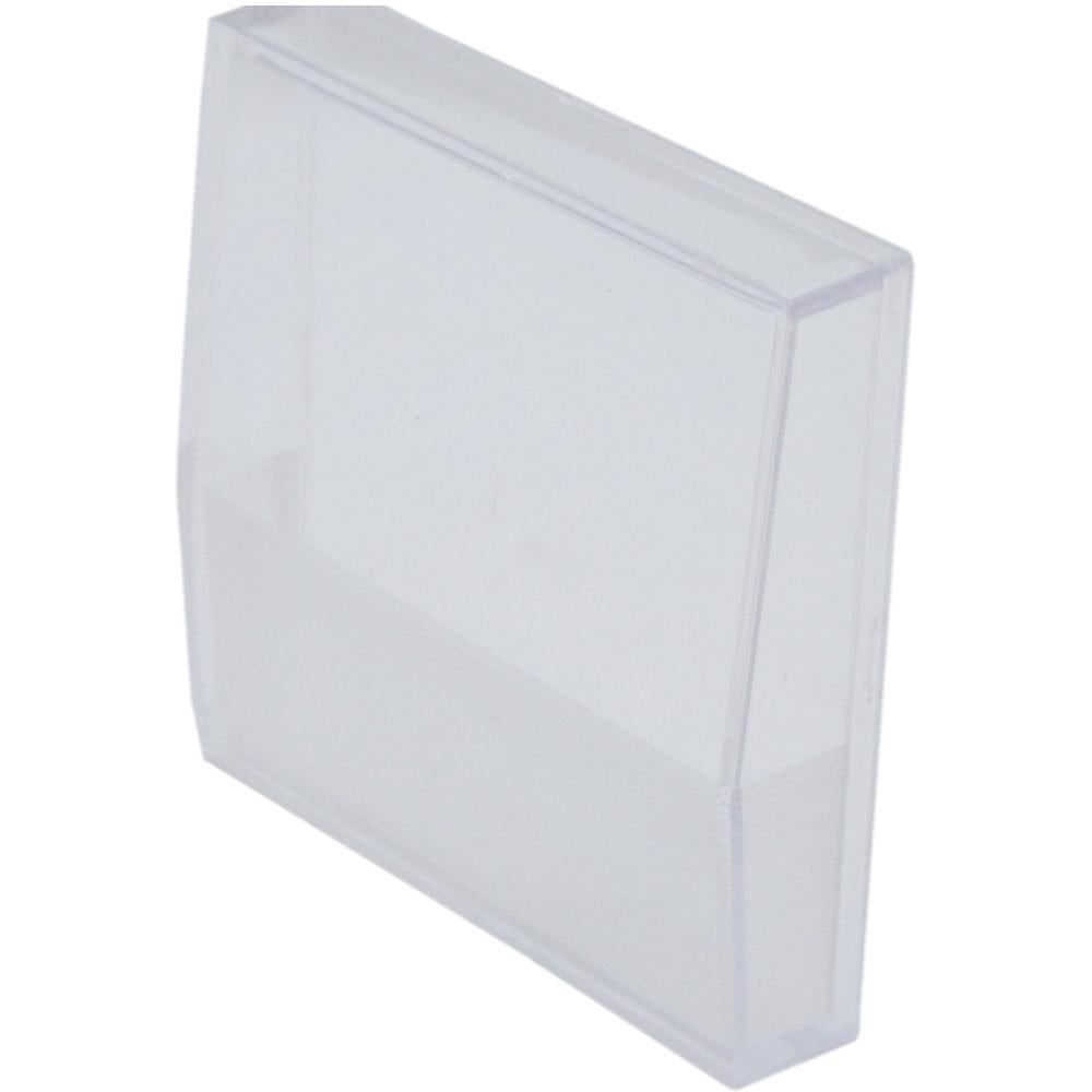 "Bezel for Type 27 & 37 Meters - 2.37"" Square Polystyrene<br>PR2763-2"
