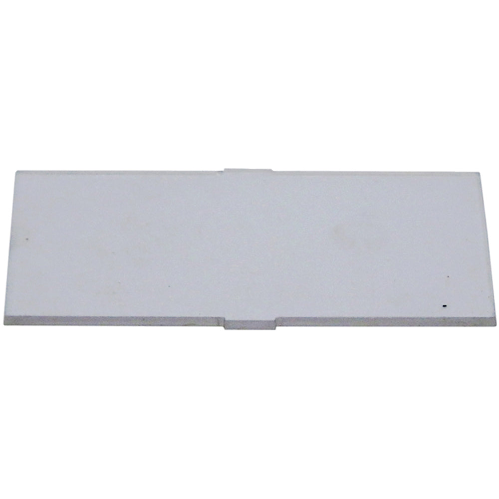 Bezel, Snap-In Polystyrene for Model 18 Meters<br>PR3551-1