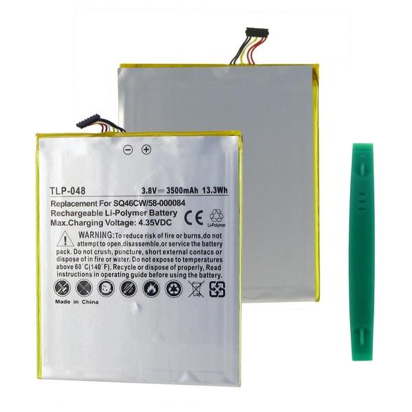 Tablet Battery - AMAZON 58-000084 3.8V 3500mAh LI-POL BATTERY (T)  / TLP-048 / PRB-62