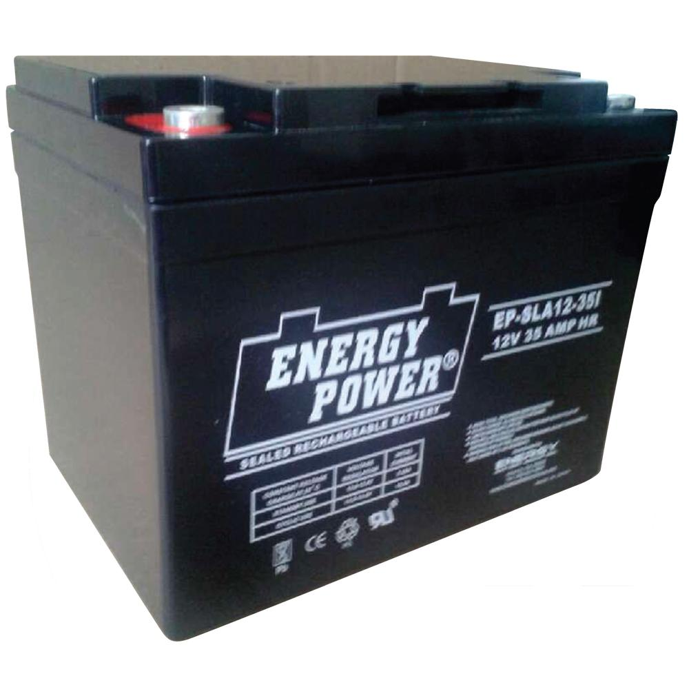 Energy Power 12V, 35AH SLA AGM Battery (U1L) - INT (M6)