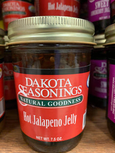 Dakota Seasonings Hot Jalapeño Jelly