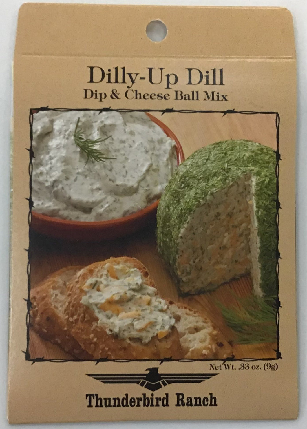 Dakota Seasonings Dilly-Up Dill Dip and Cheese Ball Mix
