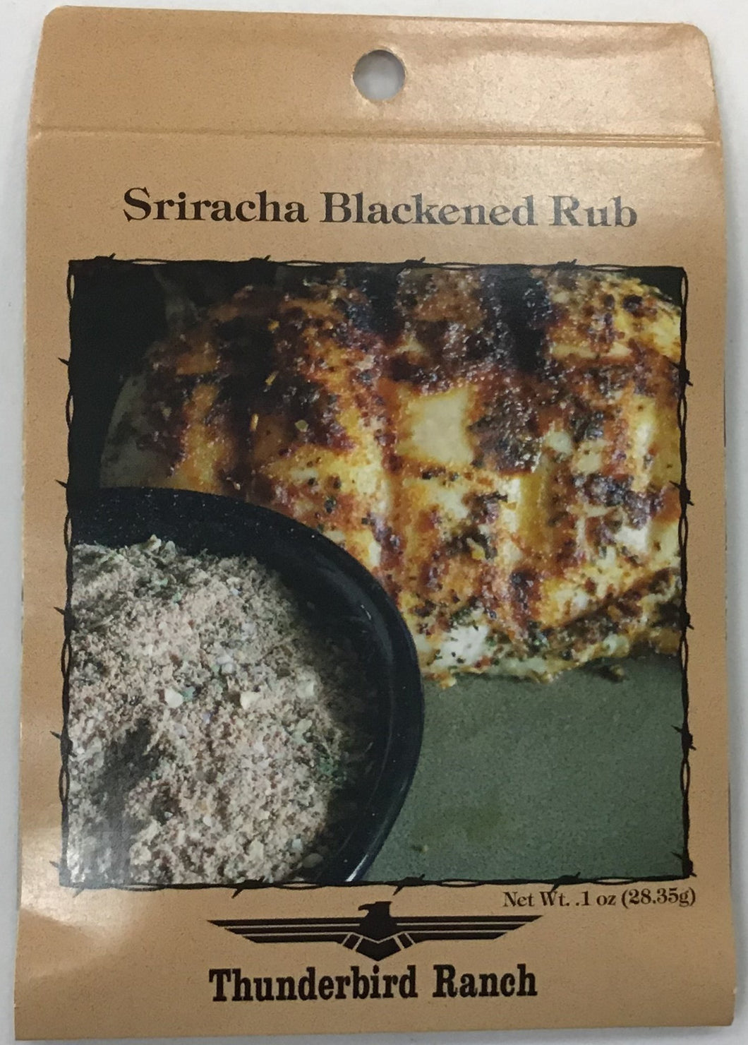 Dakota Seasonings Sriracha Blackened Rub