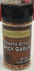 Dakota Style Spicy Garlic