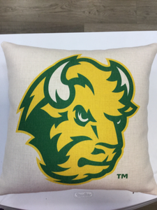 North Dakota State University head pillow