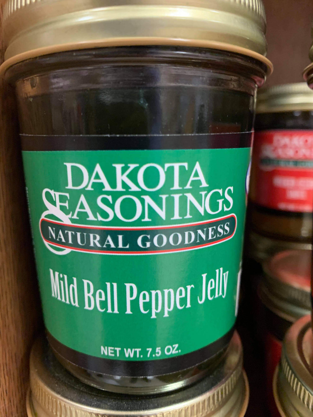 Dakota seasonings Mild Bell Pepper Jelly