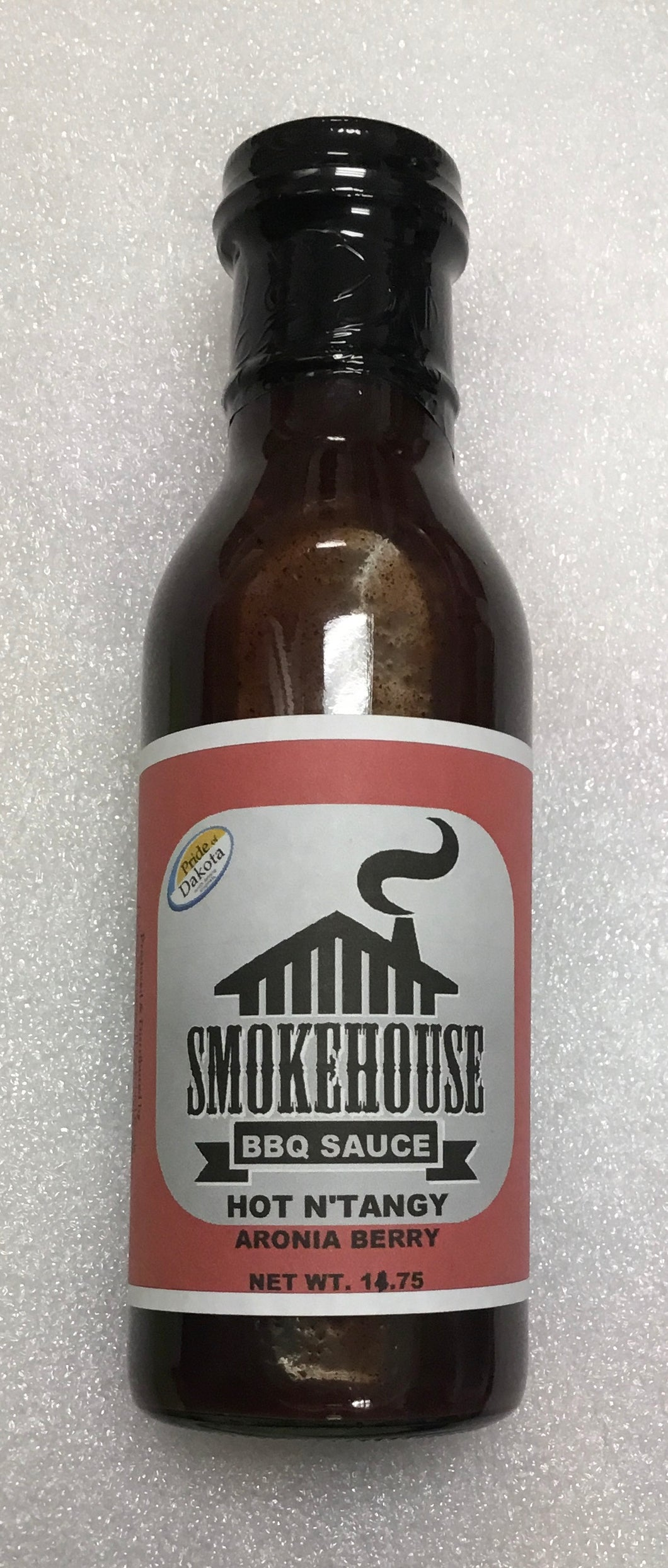 Smokehouse BBQ Sauce Hot N'Tangy Aronia Berry