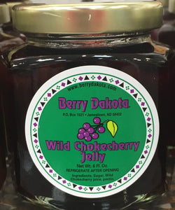 Berry Dakota Wild Chokecherry Jelly