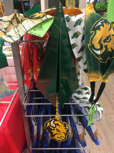 North Dakota State University Bison Wind Chimes