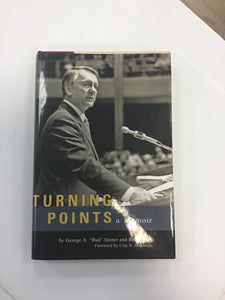 Turning Points a Memoir Book