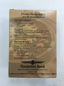 Thunderbird Ranch Fiesta Bean Soup