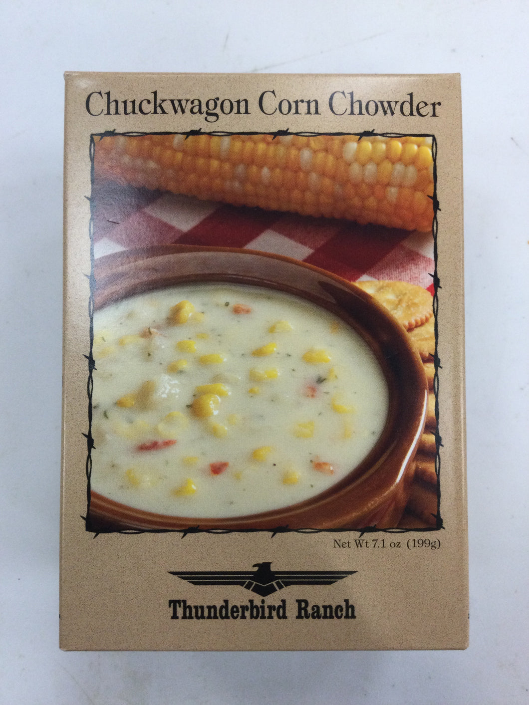 Thunderbird Ranch Chuckwagon Corn Chowder